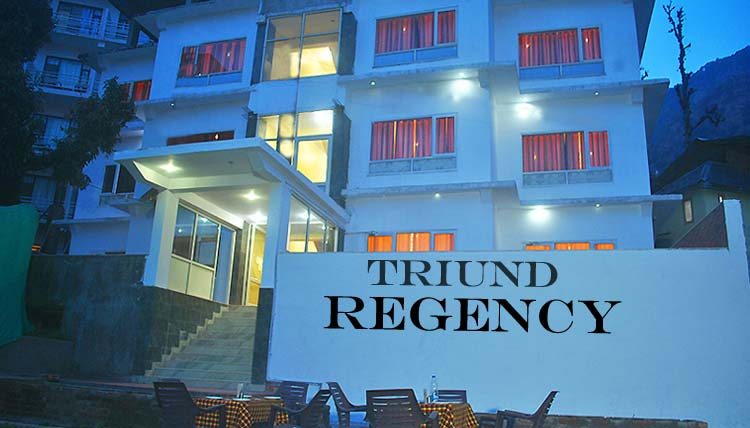 hotel triund regency bhagsu