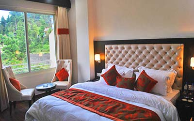 triund heights bhagsu premium rooms